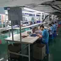 Interior of Our Factory